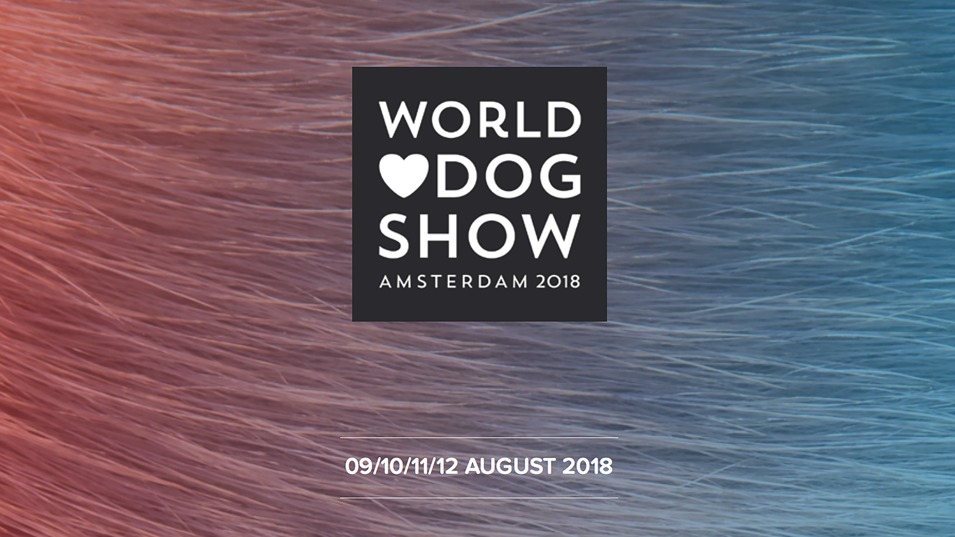 World Dog Show Amsterdam