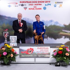 Results Euro Dog Show Wels - Saturday 15 June 2019 - Kynoweb